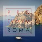 Riprese drone barca a vela catamarano