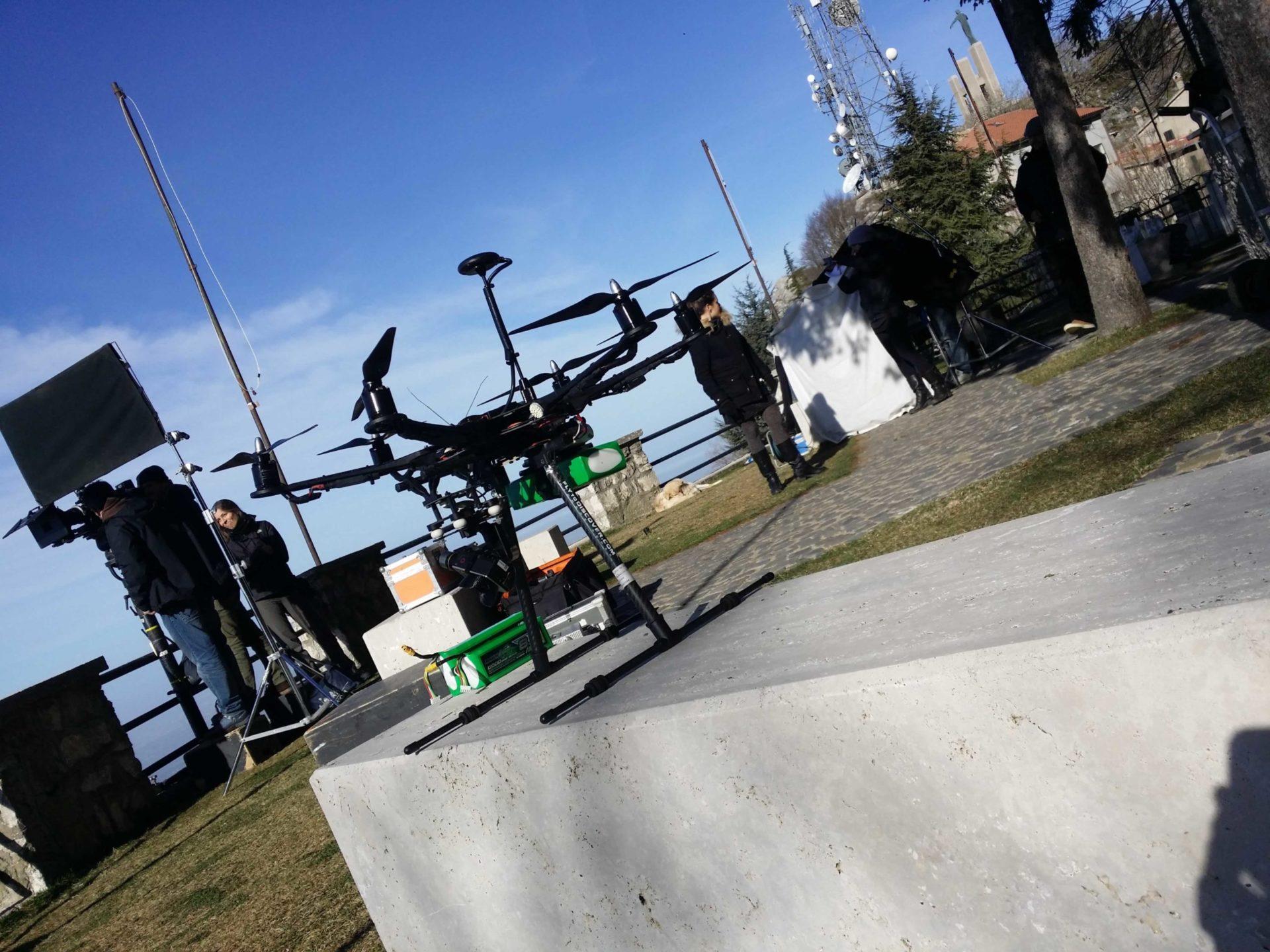 Drone esarotore 520
