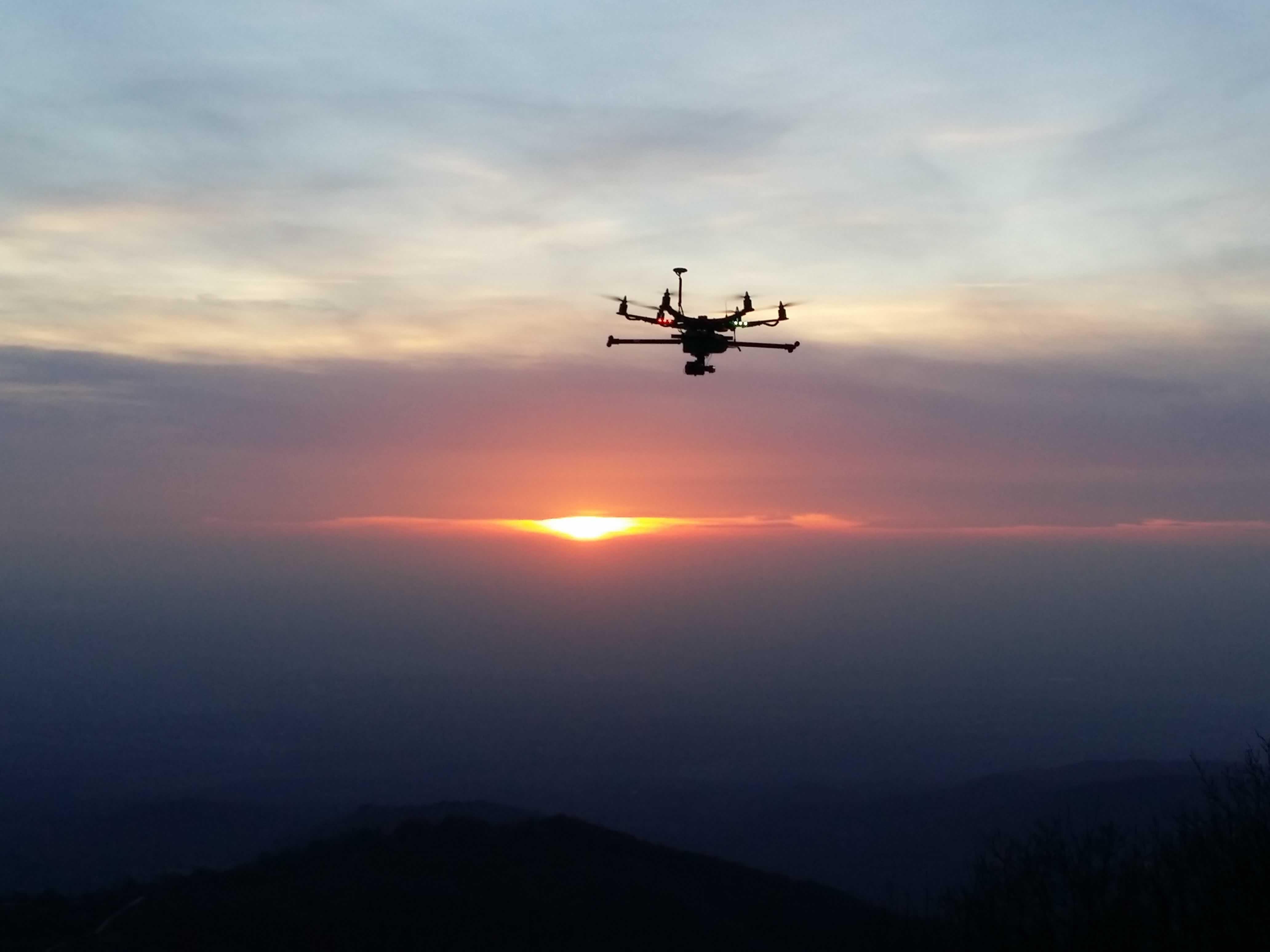 Flytodiscover - Ripresee aere con drone a Frosinone