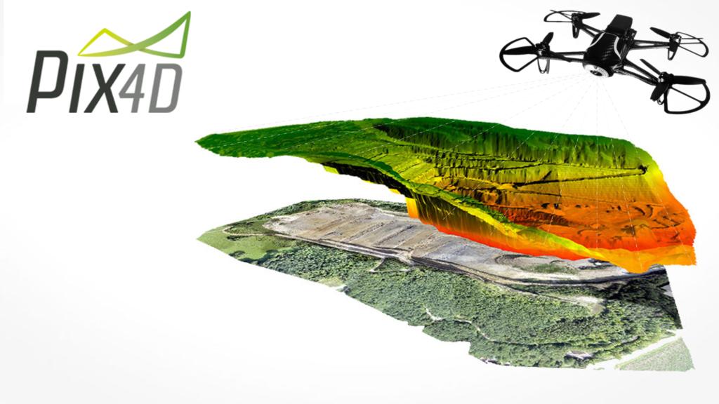 Miglior drone 300g per fotogrammetria