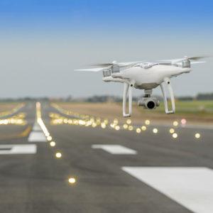 Volare con un drone in ATZ