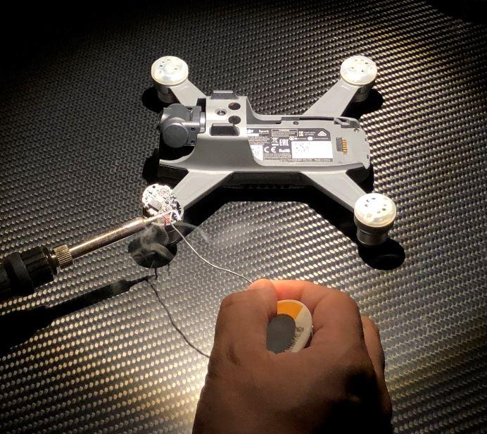 Assistenza drone
