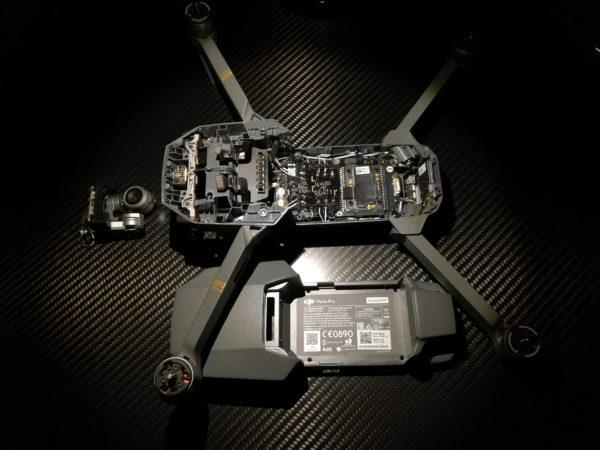 DJI Mavic 1 Pro ricambi assistenza tecnica laboratorio riparazione drone assistenza drone riparazione drone