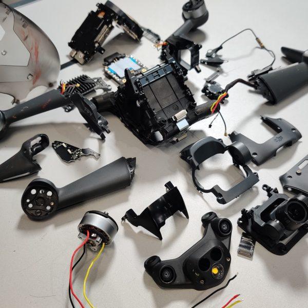 Assistenza tecnica Dji FPV - Laboratorio riparazione Dji FPV - Ricambi Dji FPV ROMA