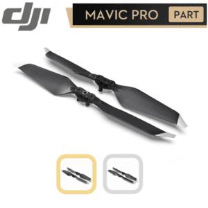 Dji Mavic Pro Eliche Low Noise - Mavic Pro low noise propeller - Mavic pro eliche 8331 - ricambi Mavic Pro