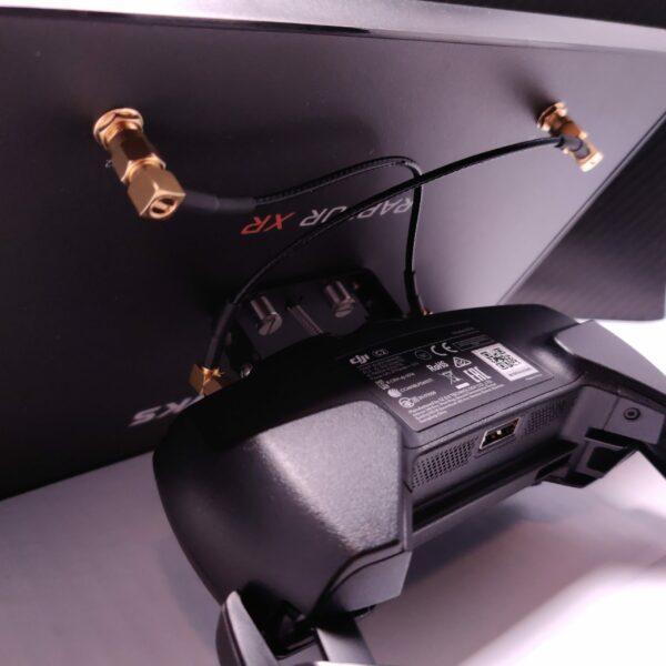 WIFI Extender Mavic Mini - 4HAWKS RAPTOR XR - 4HAWKS RAPTOR SR - Signal Boost Mavic Mini - Range Extender Mavic2