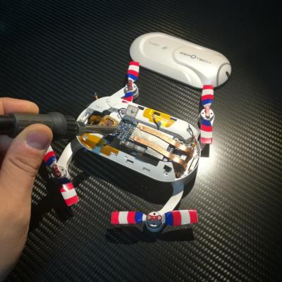 assistenza droni zerotech