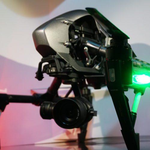 led notturni drone phantom 4 pro
