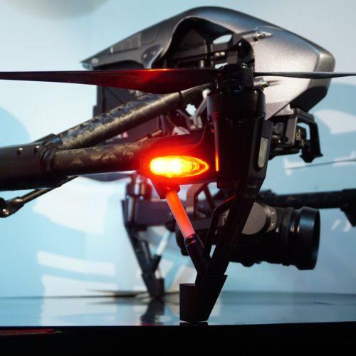 luci di navigazione notturna drone dji inspire pro - Drones Navigation Light