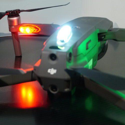 luci di navigazione notturna drone dji mavic pro 2 zoom - Drones Navigation Light