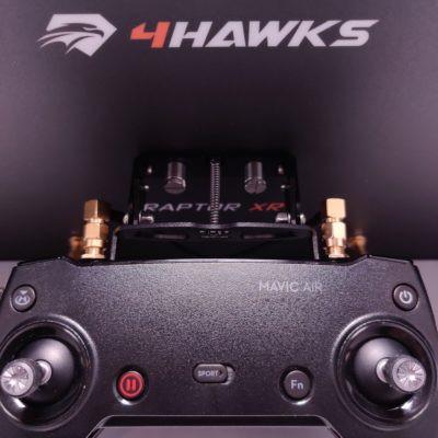 WiFi Extender Mavic Air, Mavic mini, spark - 4HAWKS Raptor XR - 4HAWKS XR - wifi extender mavic mini
