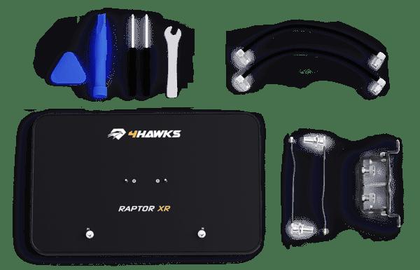 Wifi extender Mavic AIR 4HAWKS Raptor XR - 4HAWKS XR dji Mavic MINI, Spark - Range Extender Mavic2