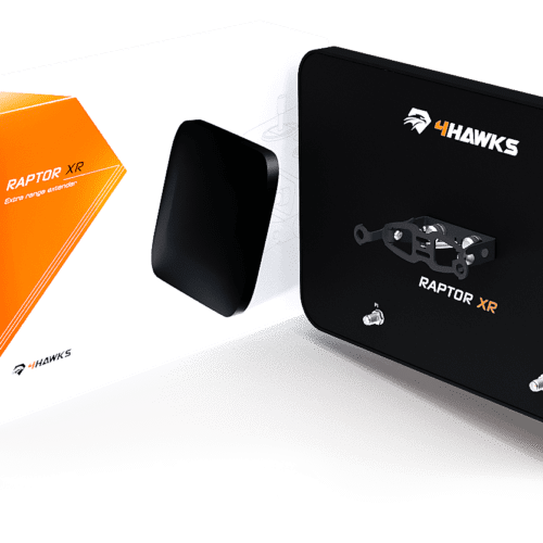 Wifi extender Mavic AIR 4HAWKS Raptor XR - 4HAWKS XR dji Mavic2, MINI, Spark -Range Extender Mavic2