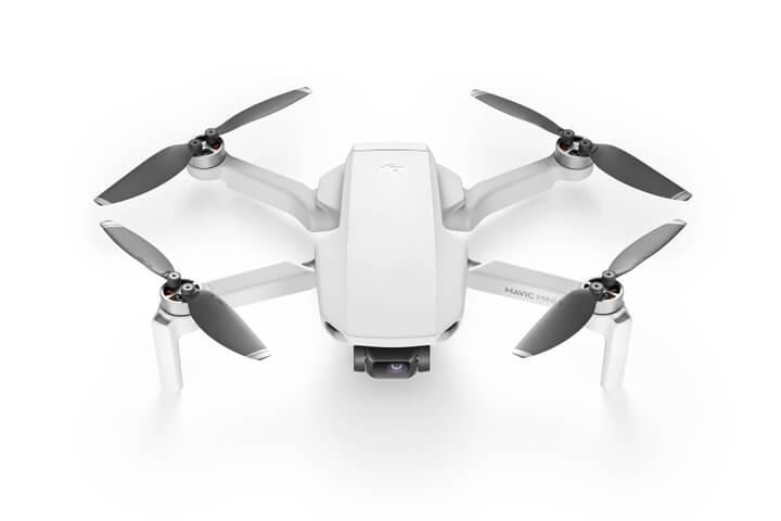 fly to discover -negozio droni roma roma -dji Mavic Mini fly more combo validazione ENAC manualistica Enac Inoffensivo