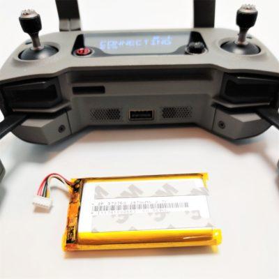 batteria controller mavic
