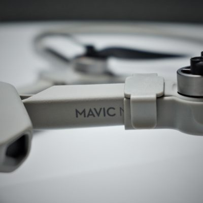 Para eliche Mavic Mini - Propeller Guard Mavic Mini - paraeliche mavic mini GRIGIO - GRAY - ACCESSORI DJI MAVIC MINI