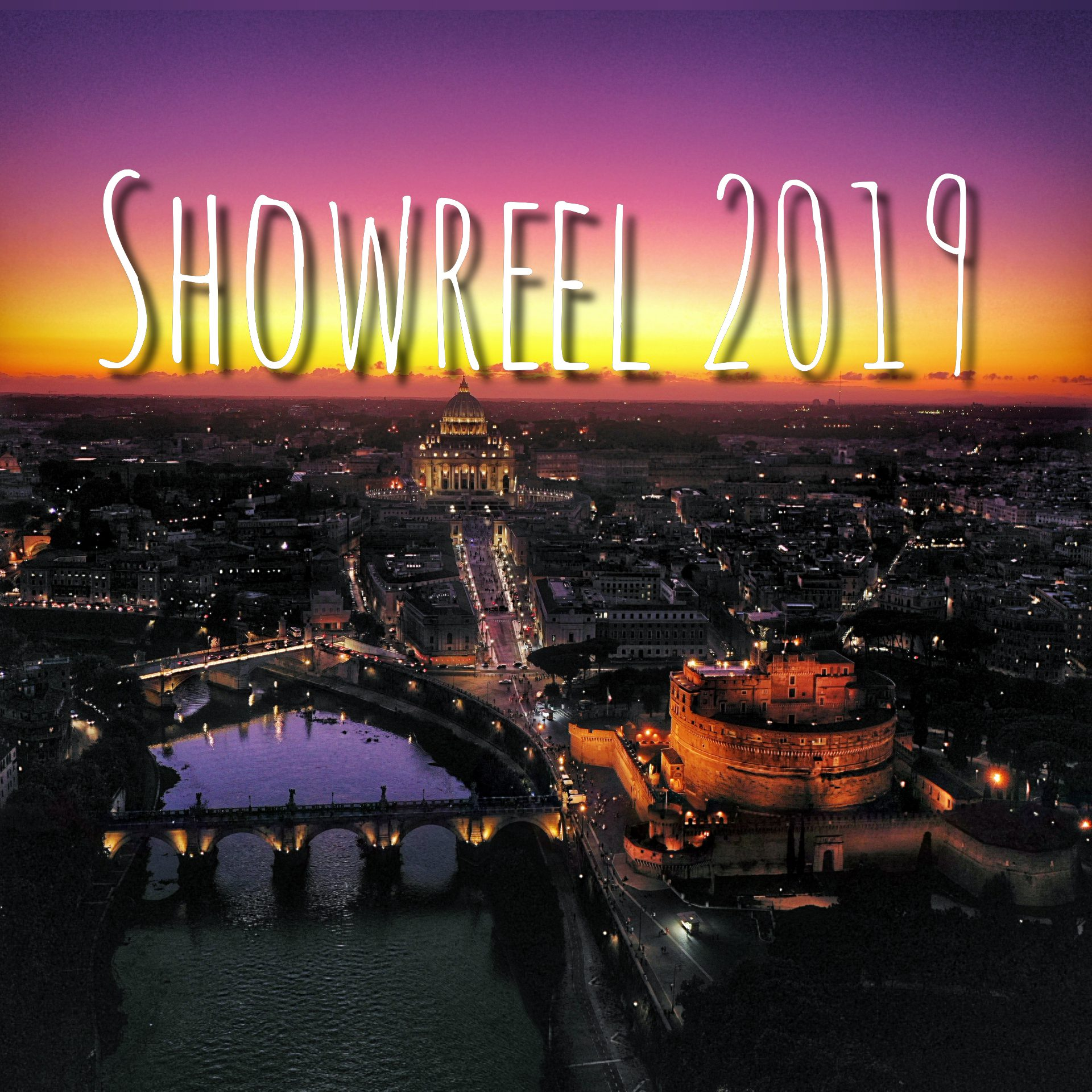 showreel fly to discover 2019