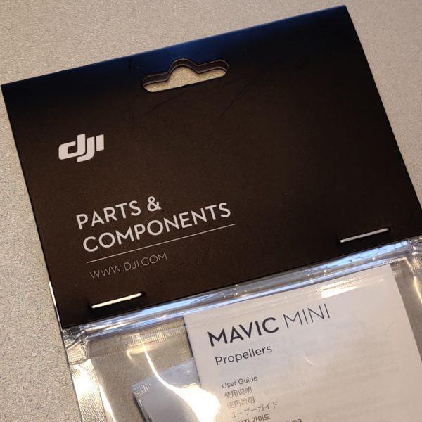 ACCESSORI MAVIC MINI - ELICHE MAVIC MINI - Eliche originali Dji Mavic Mini - Original Propeller - Rivenditore Autorizzato Dji
