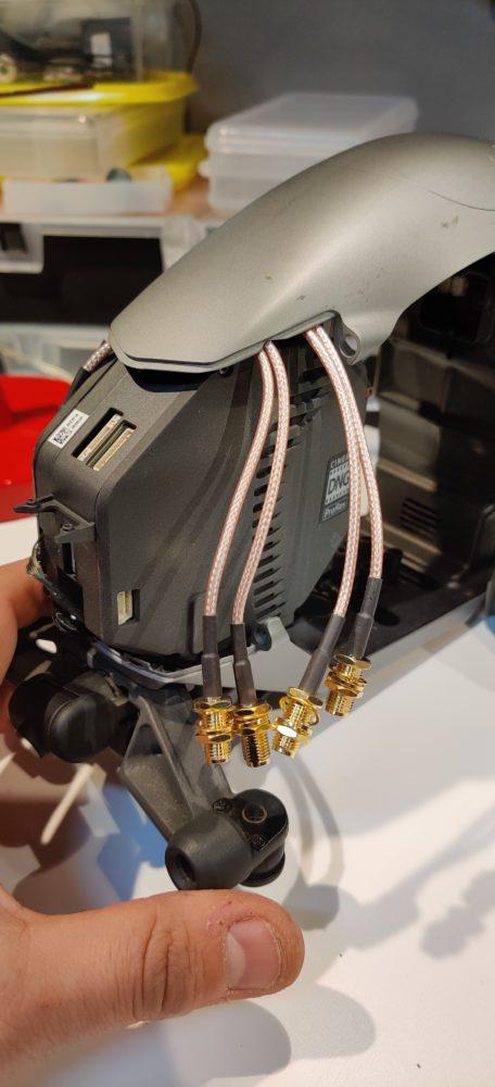 IInspire 2 Handheld Mod – Zenmuse X7 Gimbal – Osmo X7 – Osmo X5S