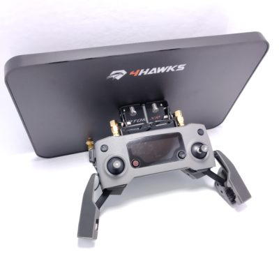 4HAWKS RAPTOR XR MAVIC2 AIR, SPARK, MAVIC MINI - Range Extender Mavic 2 - ANTENNA MODIFICATA MAVIC 2