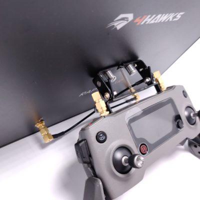 4HAWKS RAPTOR XR MAVIC2 AIR, SPARK, MAVIC MINI - Range Extender Mavic 2 - ANTENNA POTENZIATA MAVIC 2