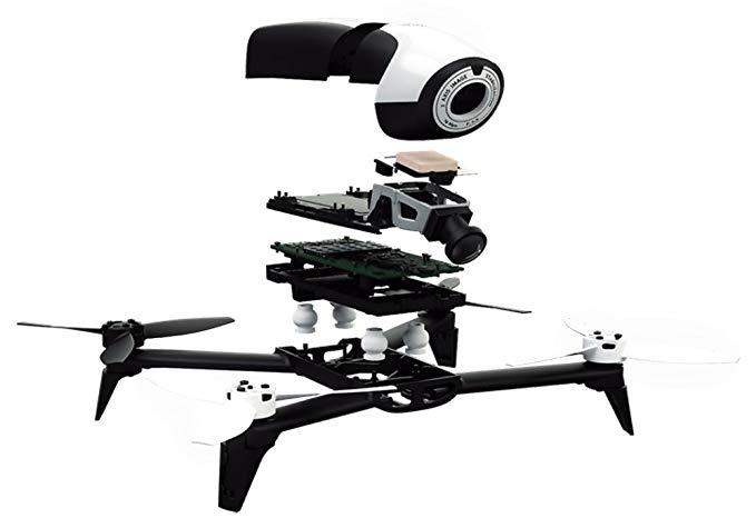 Parrot Bebop 2 Optical Sensor - Parrot Bebop 2 vertical Camera - bebop2 Camera Verticale - Bebop 2 Sensore ottico - Ricambi Parrot Bebop 2 - Centro Assistenza Parrot