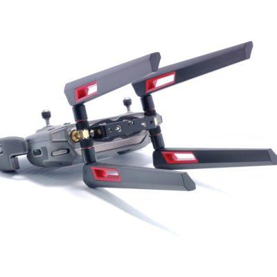 connettore t mavic mini mavic pro mavic air mavic 2 pro zoom antenna modificata mavic - antenna mavic potenziata