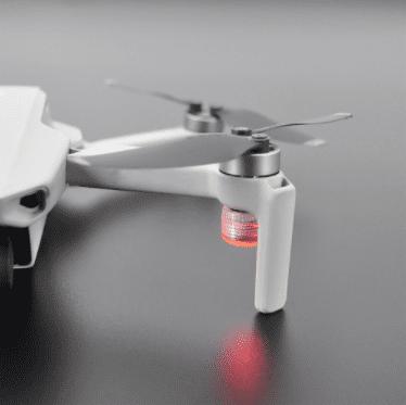Luci Notturne Mavic Mini - Mavic Mini Night Light - Dji Mavic Mini Luci Navigazione - Accessori Mavic mini
