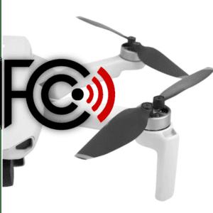 FCC Mavic Mini - Potenziamento Segnale - Signal Boost - Modifica