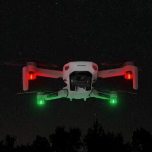 Luci Notturne Dji Mini 2 - Night Light - Luci Navigazione DRONE - Accessori Dji Mini 2