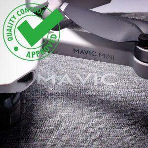 Dji Mavic Mini - Usato garantito - droni usati roma - Valutiamo il tuo drone usato