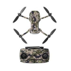 Mavic Mini Skin Camo - Sticker - Pellicola Desert Camouflage - Accessori ricambi dji Mavic Mini