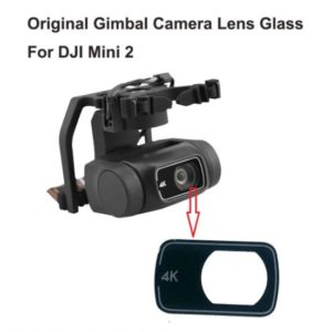 Vetrino ricambio Dji Mini 2 - Camera Glass Dji Mini 2 - Vetro telecamera - Filtro UV Dji Mini 2